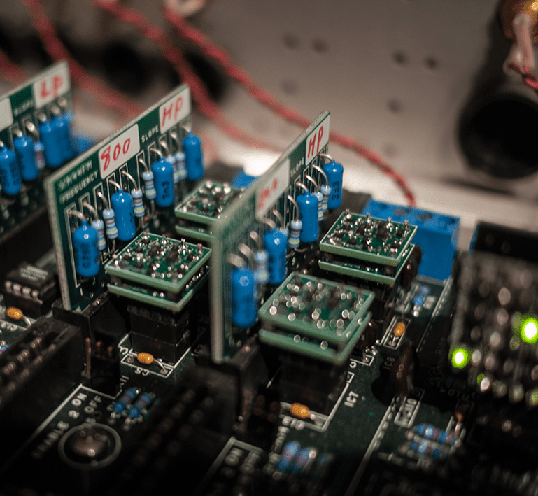 Sparkos op amps in active crossover