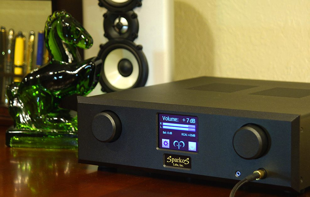 Aries Headphone Amp